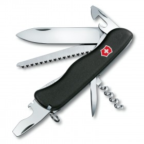 VICTORINOX MULTIPURPOSE FORESTER SAFETY LOCK BLACK
