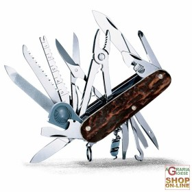 VICTORINOX MULTIPURPOSE SWISSCHAMP DEER CHEEKS