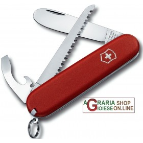 VICTORINOX MY FIRST RED MY FIRST SWISS MULTIPURPOSE KNIFE 2.2373