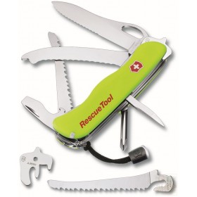 VICTORINOX RESCUE TOOL RESCUETOOL MULTIPURPOSE FIREFIGHTER'S KNIFE 0.8623.MWN