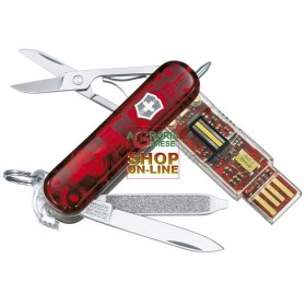 VICTORINOX SECURE 32GB LED WHITE 4.6026.TG32F