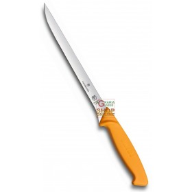 VICTORINOX SWIBO FISH KNIFE FLEXIBLE BLADE CM. 20
