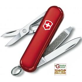 VICTORINOX SWISSLITE KNIFE KEYCHAIN MULTIPURPOSE RED MM. 58