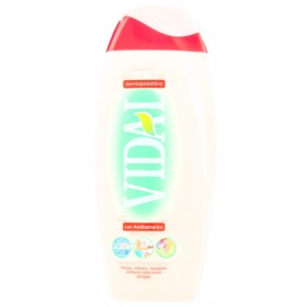 VIDAL ANTIBACTERIAL BODY AND HAIR BODY SHOWER WITH MINT & LIME ml. 500