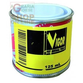 VIGOR SILVER PAINT JAR ML. 125