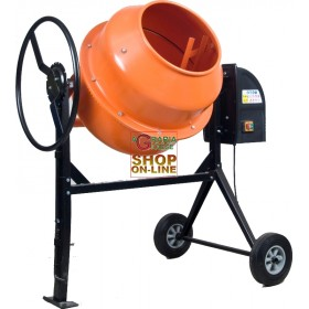 VIGOR ELECTRIC MIXER MOD. 130 550W 125 LITERS 220V LT. 125 WITH