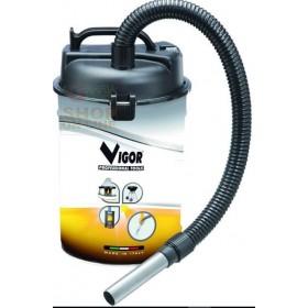 VIGOR BIN ASPIRACENERE ASPIR-EL 2500 LT. 25 WATT. 1200