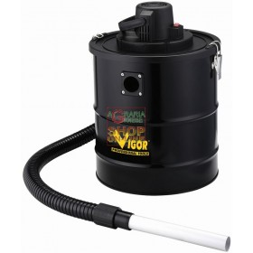 VIGOR BIDONE ASPIRACENERE ASPIR-EL 600 LT.15 WATT 600