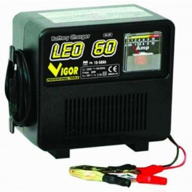 VIGOR CHARGER FOR CAR LEO 60 WATT 50 230 VOLT