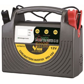 VIGOR INVERTER ELECTRIC BATTERY CHARGER 6 - 12 VOLT
