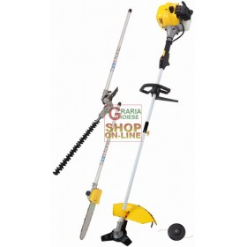 VIGOR COMBINED HEDGE TRIMMER BRUSHCUTTER VTS-33 33CC-2T EURO 2