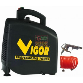 VIGOR COMPRESSOR 220V FAMILY OILES DIRECT HP.1,5 56350-02 / 9