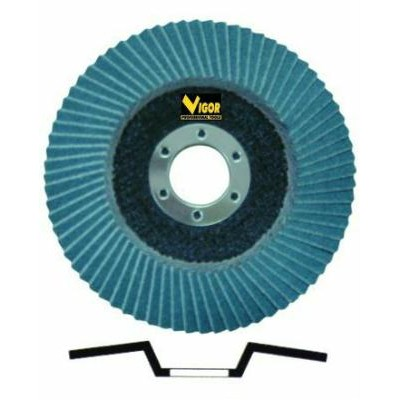 VIGOR FLAP DISC DIAM. MM.115 GR.60 52565-06 / 9