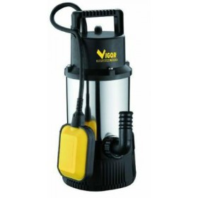 VIGOR SUBMERSIBLE ELECTRIC PUMP INOX 1100 AUTOMATIC 1-1 / 4 IN. M.