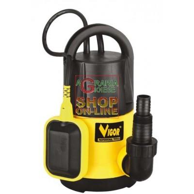VIGOR SUB 005 AUTOMATIC 1-1 / 2 SUBMERSIBLE ELECTRIC PUMP