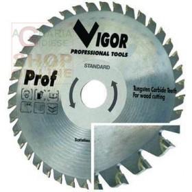 VIGOR BLADE FOR CIRCULAR WOOD SAW 72 TEETH WIDIA F30-25-300
