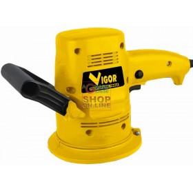 VIGOR RANDOM ORBITAL SANDER LR-125 WATT. 430 90232-30 / 5