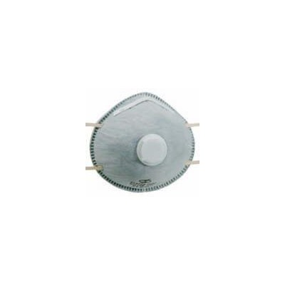 VIGOR PROTECTIVE MASK HY-8626 CARBON WITH VALVE
