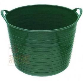 VIGOR HEAVY GARDEN TUB GREEN COLOR LT. 40