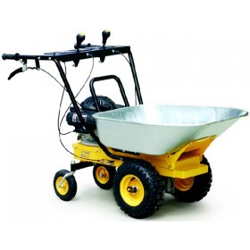 VIGOR VICA / 4M GALVANIZED WHEELBARROW CC.122 59723-10 / 9