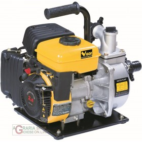VIGOR FOUR STROKE MOTOR PUMP MP-24 SELF-PRIMING CENTRIFUGAL mm.