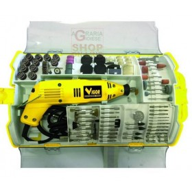 VIGOR MULTIUTENSILE VUM-227 KIT PZ. 227 WATT. 130