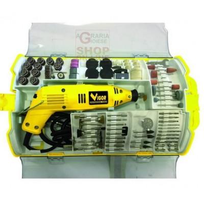 VIGOR MULTIUTENSILE VUM-227 KIT PZ. 227 WATT. 130