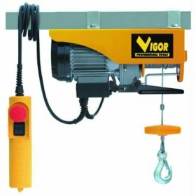 VIGOR ELECTRIC HOIST ART. 200 MAX-KG. 400 49730-20 / 3
