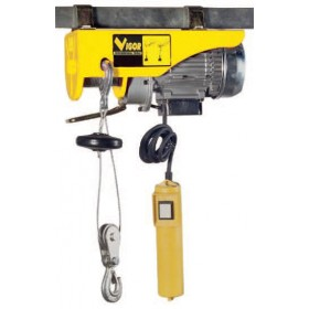VIGOR HOIST ELECTRIC HOIST KG. 125 49730-10 / 4
