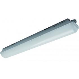 VIGOR LED CEILING LAMP TRI-PROOF WATT WHITE LIGHT. 48W LUMEN