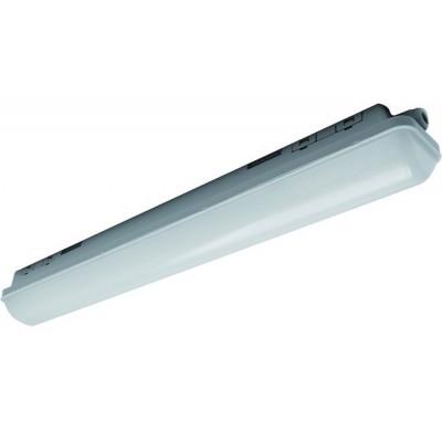 VIGOR PLAFONIERA A LED LUCE BIANCA TRI-PROOF WATT. 48W LUMEN