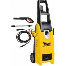 VIGOR PRO ELECTRIC HIGH PRESSURE WASHER CIAVAL WATT 1600 BAR 90