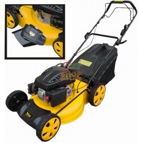 VIGOR SELF-PROPELLED COMBUSTION MOWER WR 65407P OHV SEMOV CC.