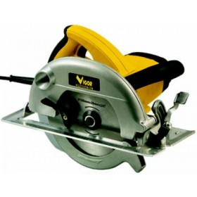 VIGOR CIRCULAR SAW VSC-185 WATT. 1500 90238-10 / 9