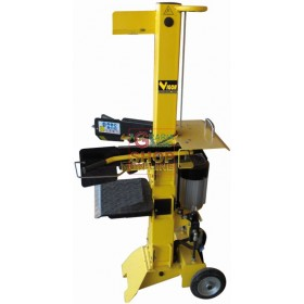 VIGOR VERTICAL ELECTRIC HYDRAULIC LOG SPLITTER 6 TON. HP. 4