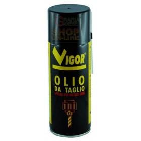 VIGOR SPRAY OLIO DA TAGLIO ML. 400