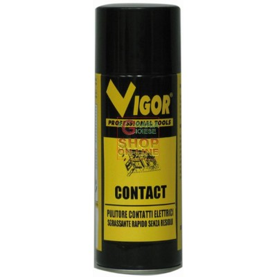 VIGOR SPRAY RATTIAVANTE PER CONTATTI ML. 400 32930-40/5