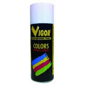 VIGOR SPRAY TIPO MAS FLUORESCENTE GIALLO ML. 400