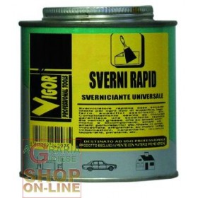 VIGOR SVERNI RAPID ML. 750 PAINT REMOVER FOR PAINT