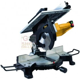 VIGOR MITER SAW VTR-255 COMBINED WATT. 1800