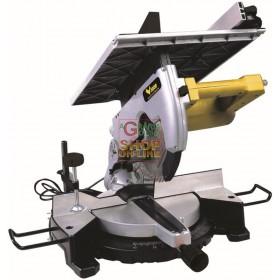 VIGOR TRONCATRICE VTR-305B COMBINATA WATT 2000