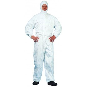 VIGOR SUIT DISPOSABLE PROTECTION LITE NO-PPE SIZE L