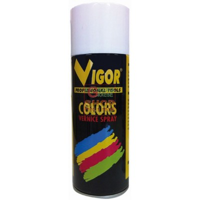 VIGOR VERNICE A SPRAY TIPO MAS 6005 VERDE MUSCHIO ML. 400