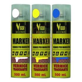 VIGOR VERNICE TRACCIANTE BLU MARCATORE ML. 500