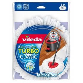 VILEDA fiocco ricambio in microfibra PER TURBO SMART
