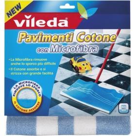 VILEDA CLOTH Cotton and Microfiber floors
