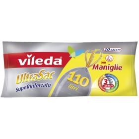 Vileda UltraSac Super-reinforced Bags cm. 70x110 lt. 110 with