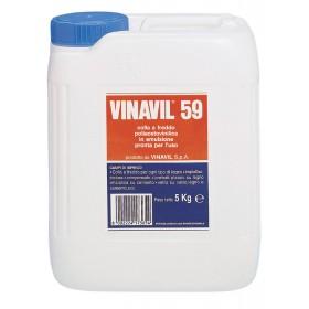 VINAVIL 59 COLLA VINILICA DA KG. 5