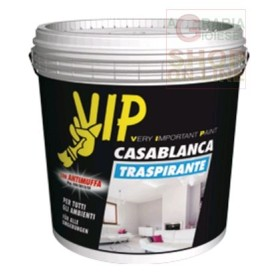 VIP CASABLANCA BREATHABLE ANTI-MOLD PAINT LT. 14 WHITE