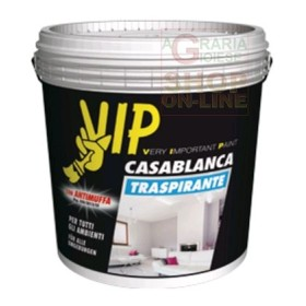 VIP CASABLANCA BREATHABLE ANTI-MOLD PAINT LT. 4 WHITE
